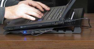 داغ شدن لپ تاپ