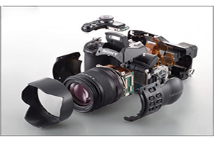 تعمیر دوربین عکاسی سونی